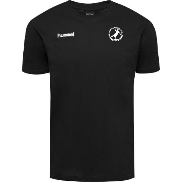 Hummel HMLGO COTTON T-SHIRT Bregenz Handball schwarz