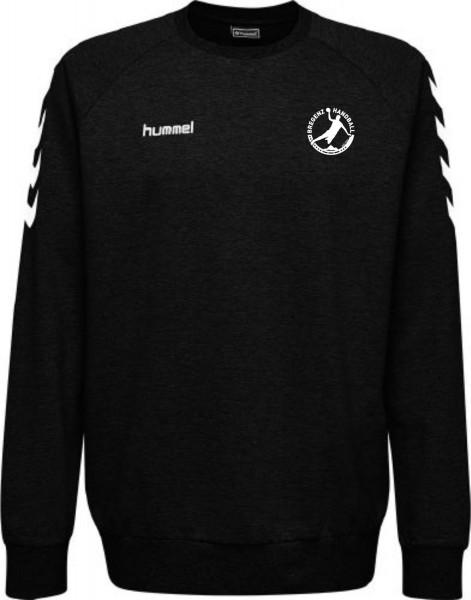 Hummel HMLGO COTTON Sweatshirt Bregenz Handball schwarz