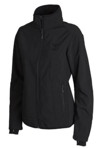 Hummel Classic Bee Womens Softshell Jacket schwarz