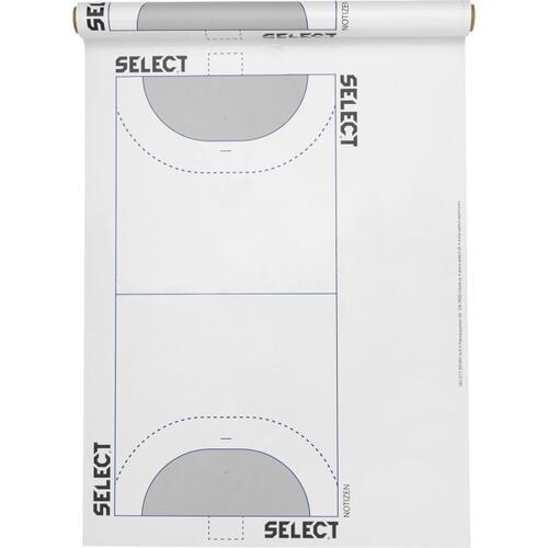 Select Spielplanfolie Handball One Size Einfarbig