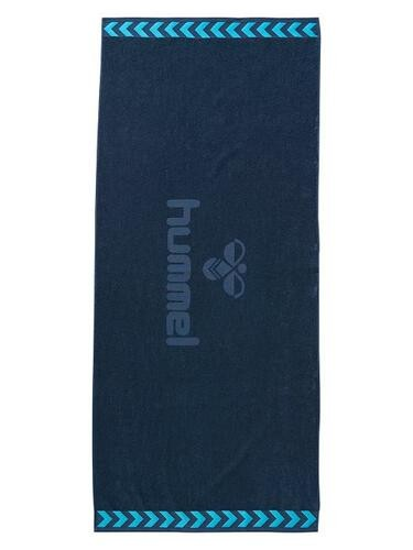 Hummel OLD SCHOOL BIG TOWEL One Size SARGASSO SEA