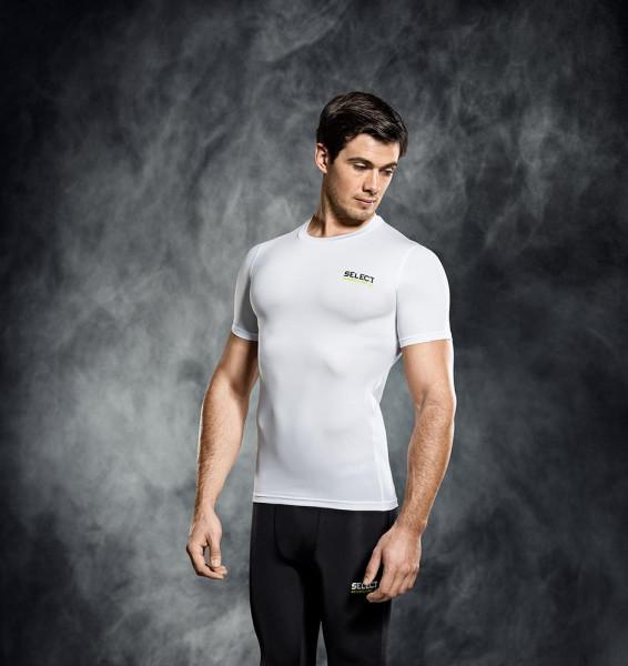 Select Kompressionsshirt Kurzarm Gr. XL