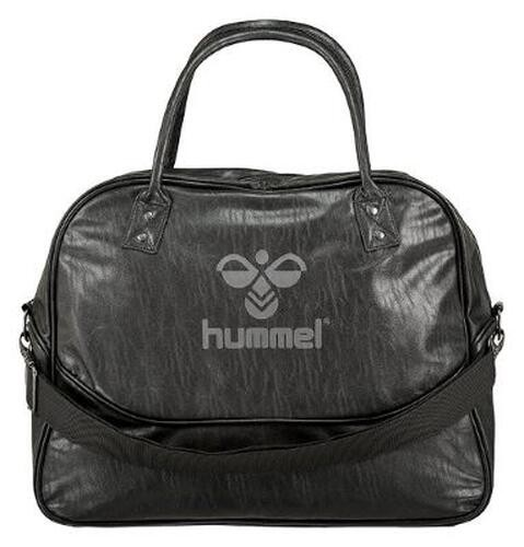 Hummel LUGO BIG WEEKEND BAG 1 BLACK