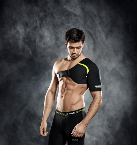 Select Schulterbandage L schwarz