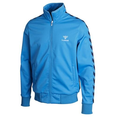 Hummel Classic Bee Softshell Soft Jacket blau