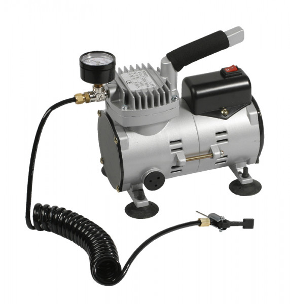 Select Kompressor Mini One Size silber