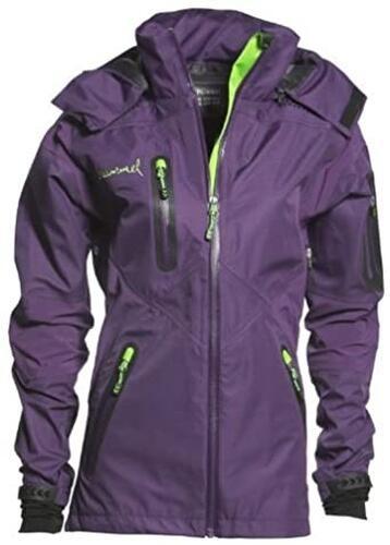 Hummel Womens 3 Layer Jacket lila