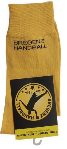 Bregenz Handball Socken gelb Gr. 43-46