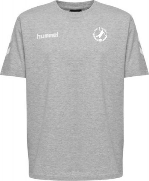 Hummel HMLGO COTTON T-SHIRT Bregenz Handball grau